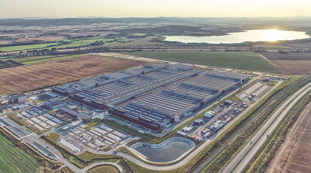 Fabryka Mercedesa – Jawor – Infrastruktura drogowa, roboty ziemne